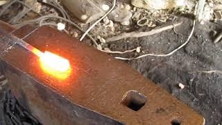 """Изготовление ножа с линией """"Хамон"""" в подробностях"""