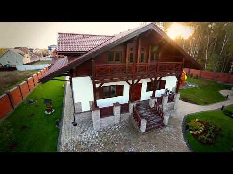 Обзор: проекты деревянных домов