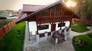 видео Проекты домов шале
