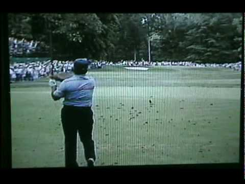 Lee Trevino golf swing