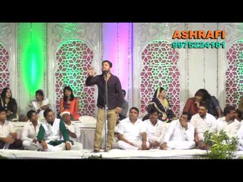 Asif Akhtar Firozabadi in Bhiwandi Mushaira Organised by Saquib Momin