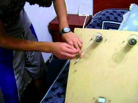 Como conectar focos en serie youtube - Como instalar lamparas led ...