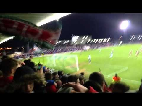 Cork City Fans 2016    Sausage Roll song