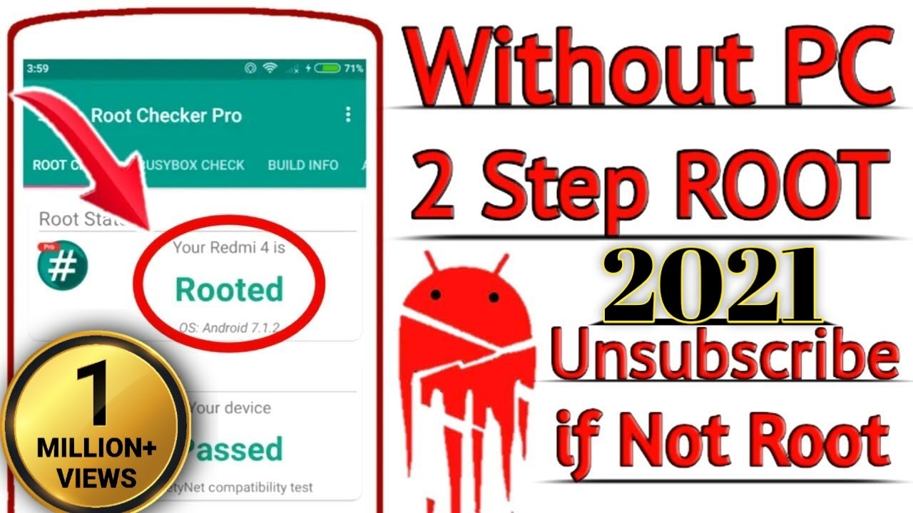 [ Without PC Root ] 100% Root Any Android Device with Proof Without PC [  New 2019 Root Method]