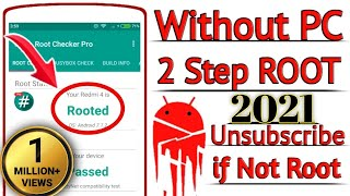 Root any Android Device | Android Versions 5.0/6./7.0/ 8.0 / 9 /10 | Without PC / TWRP &  Kingroot |.