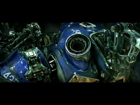 Starcraft II HD Cinematic - Better Marine