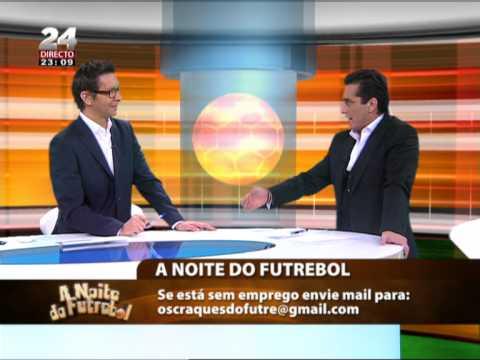 A Noite do Futrebol - 17 Jan 2012 - 1º Programa