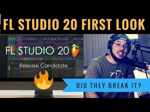 How Does FL Studio 20 Look? FL Studio 20 Features!