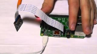 Raspberry Pi Tutorial 11 - Camera Setup