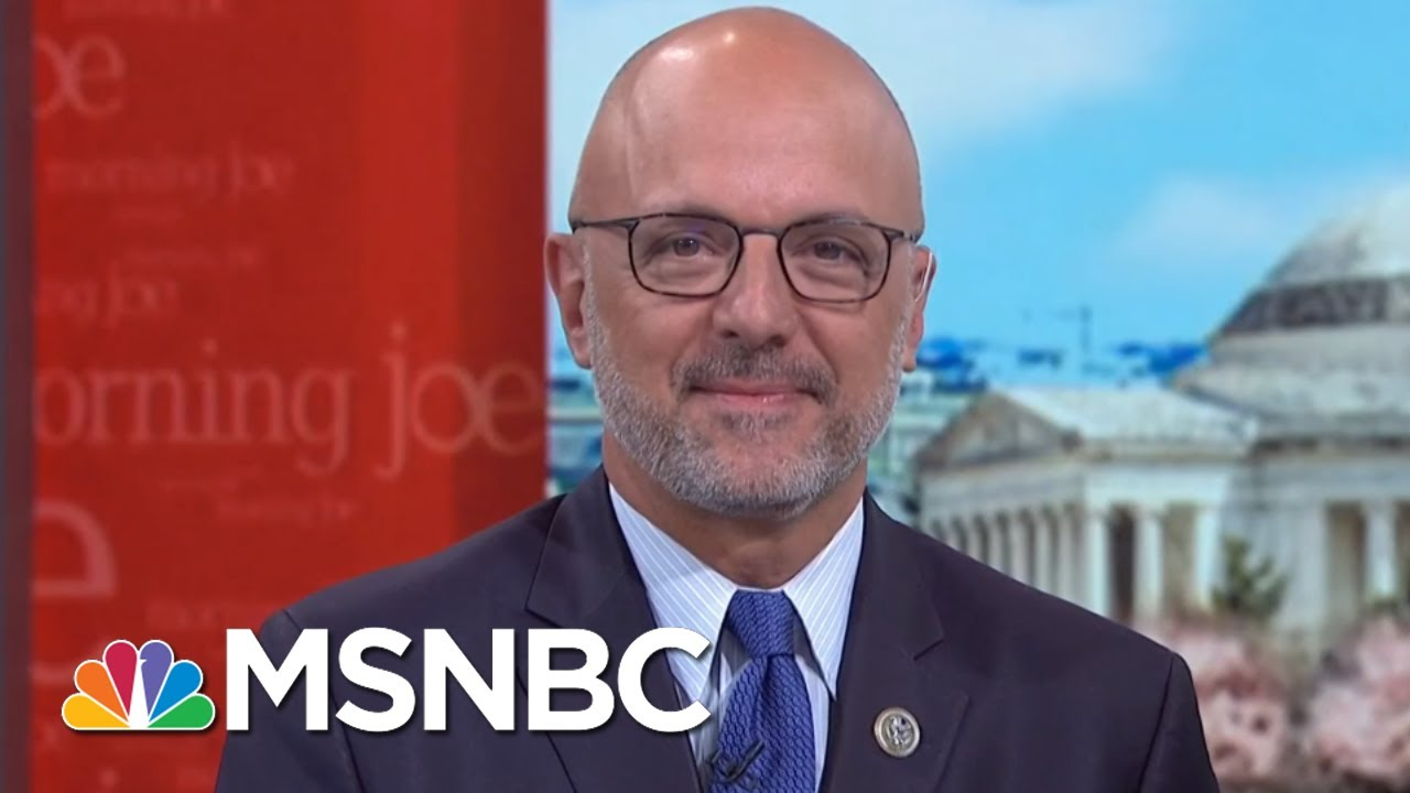 Congressman Ted Deutch GOP Was Tone-Deaf On Election Funds | Morning Joe | MSNBC