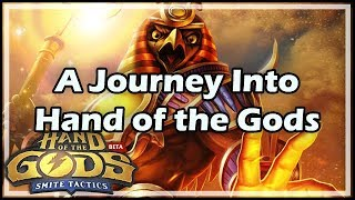 A Journey Into Hand of the Gods: SMITE Tactics