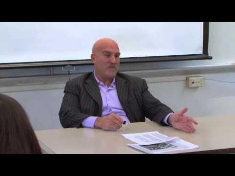 Guest Speaker Dennis Shields