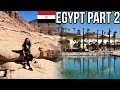🇪🇬 EGYPT 2 | Red Sea, St. Catherine & Marah Well (HOLY LAND TRAVEL VLOG PART 2)