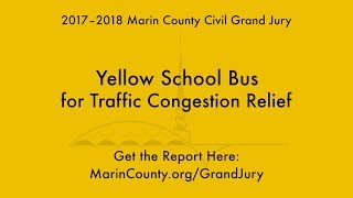 Yellow School Bus for Traffic Congestion Relief (Summary)
