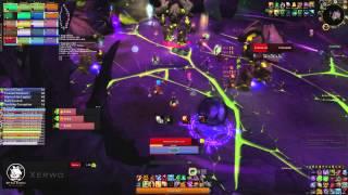 set sail for fail vs. Archimonde Mythic, Destruction Warlock PoV - World #17