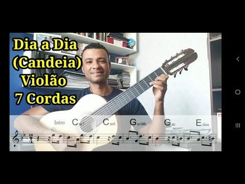 Dia a Dia (Candeia) - 7 cordas Raphael Rabello