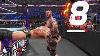 WWE 2K19: 8 Amazing Things you can only do in Cutscenes