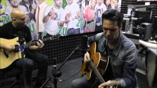 Stefan Banica - Ce e dragostea (Live la Radio ZU)