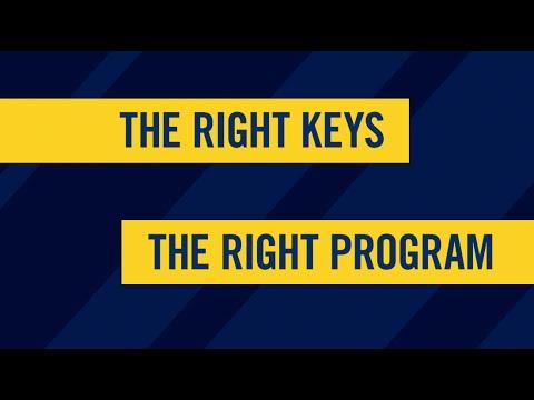 The Right Keys - The Right Program: Texas Wesleyan University Music Department