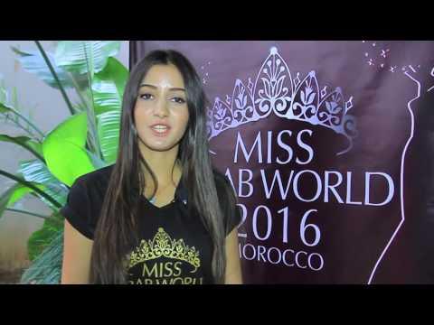 Caravane casting miss arab world 2016