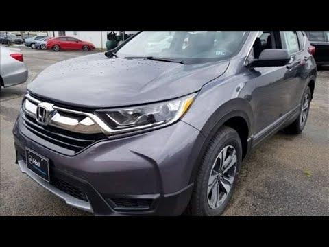 New 2019 Honda CR-V Virginia Beach VA Norfolk, VA #2192494 - SOLD