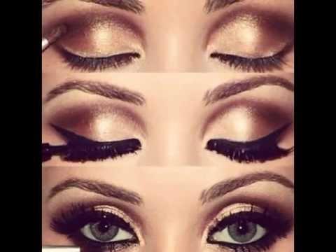 maquillaje de noche paso a paso