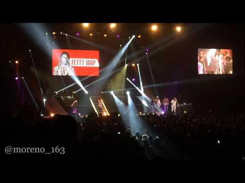 Fetty Wap - My Way, 679, Again, Trap Queen (Live) (SoulFrito Fest 2017)