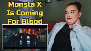 Steve Aoki &amp Monsta X - Play It Cool MV reaction