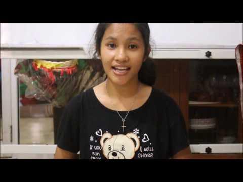 Testimoni Siswa YPU yg berasal dari Nias Sumatera Utara