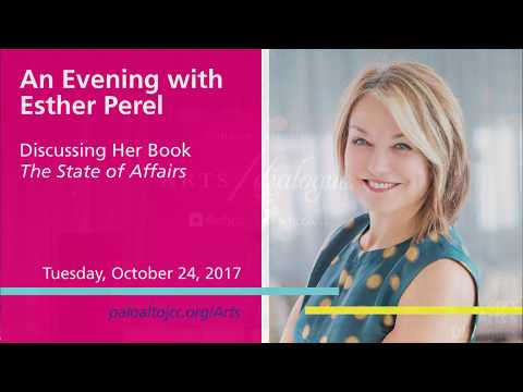 An Evening with Esther Perel