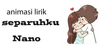Download lagu SEPARUHKU NANO BAND Cover Ryna Arum MP3