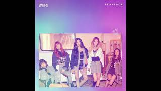 Video [MP3/DOWNLOAD] PLAYBACK (플레이백) – I Understand (마은진 Solo Ver.) download MP3, 3GP, MP4, WEBM, AVI, FLV Maret 2018