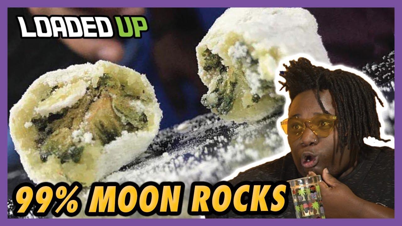 Worlds Strongest Moon Rocks 99% THC