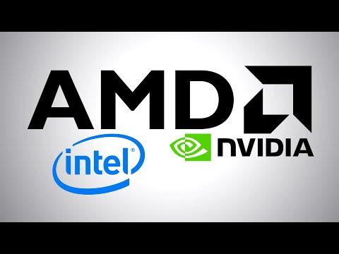 AMD MIEUX QUE NVIDIA ET INTEL EN 2019 ?
