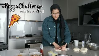 Pizza in His Pocket Challenge | Naadira Alli