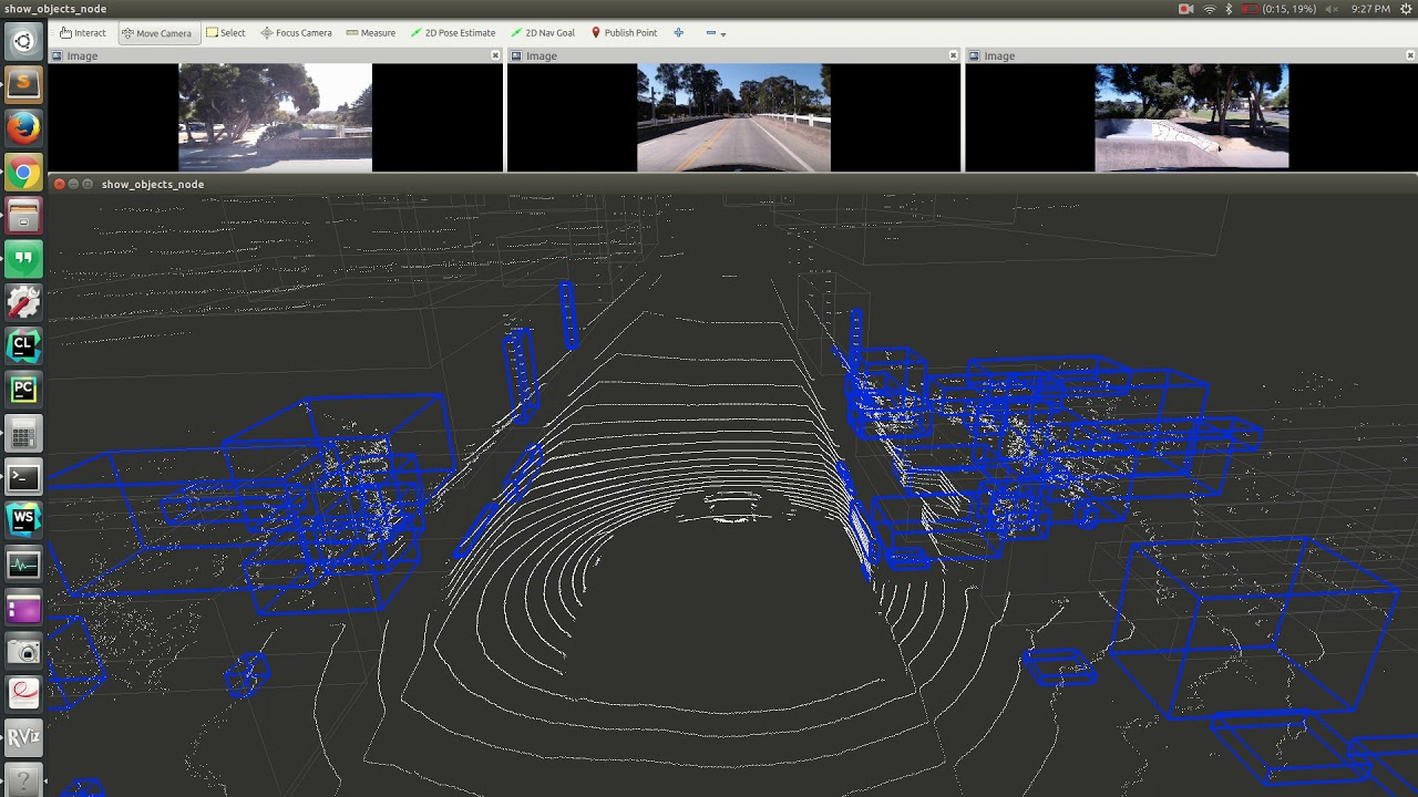 realtime LIDAR point cloud segmentation via Depth Clustering