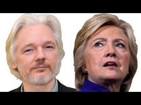 WikiLeaks appears to reveal Clinton
