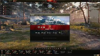 Top Play 9 Kills/ 10k Damage/ Full 3 Medals in Frontline - World of Tanks