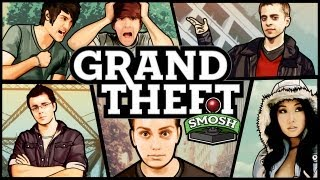 HIJACKING COP CARS (Grand Theft Smosh)