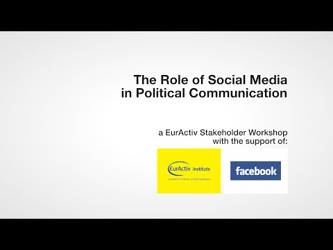 The Role Of Social Media In Political Communication