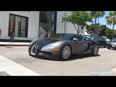 matte grey and black bugatti veyron - youtube