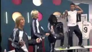 La Cancin De Cristiano Ronaldo Crackovia 'cristiano tu cristiano Real Madrid'.wmv