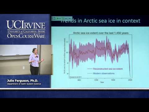 Earth System Science 21. On Thin Ice. Lecture 13. Implications of Summer Sea-ice Free Arctic