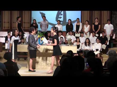 2017 Punahou School Japanese Language Department Graduation Ceremony (May 15, 2017)