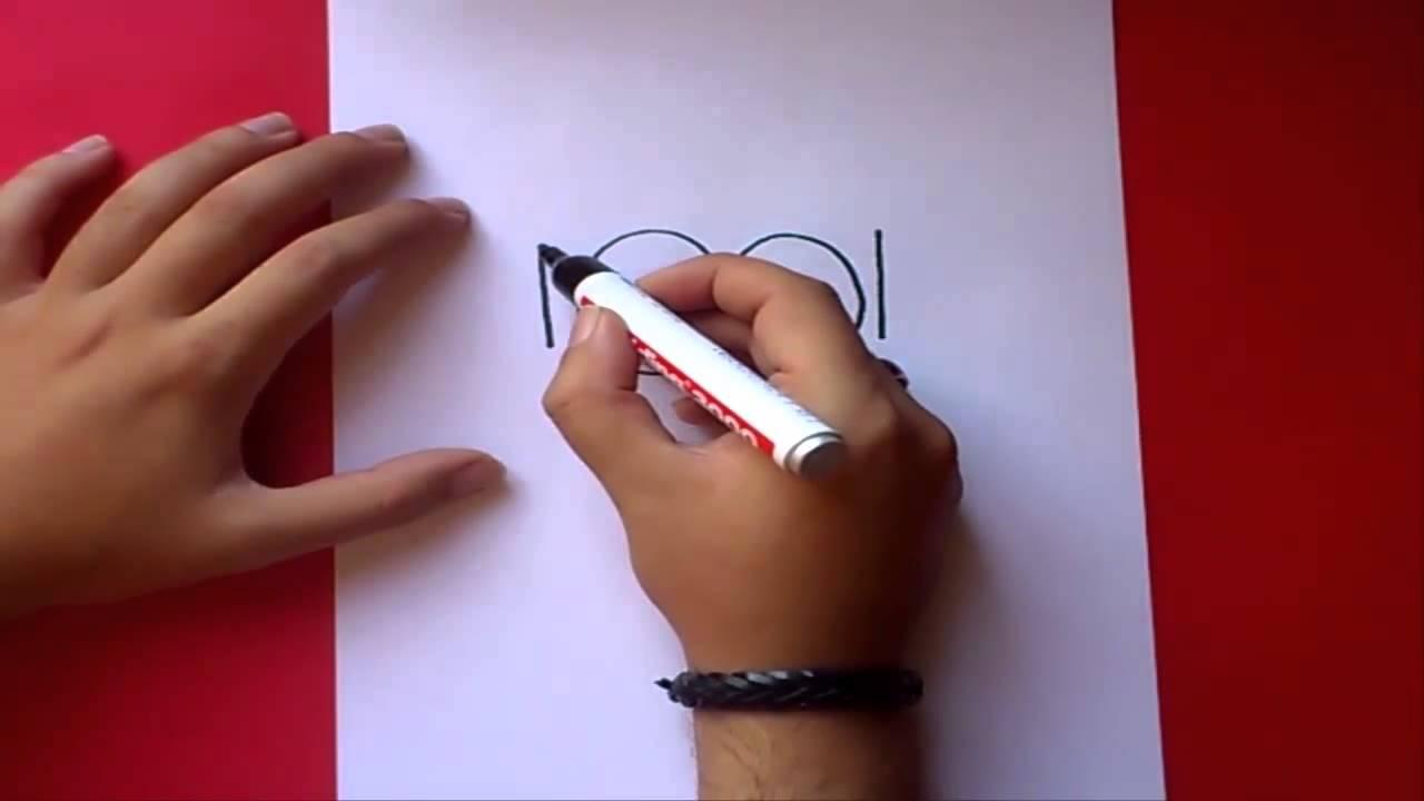 Como dibujar a Nobita paso a paso  Doraemon  How to draw Nobita
