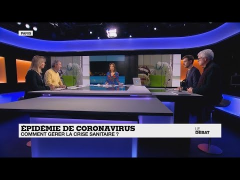 Épidémie de coronavirus: comment gérer la crise sanitaire ?