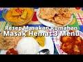 - Masak hemat 3 menu Part 18 - Resep masakan rumahan murah meriah