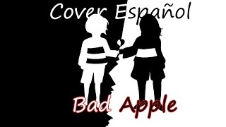Bad Apple/Touhou Cover en Español - Undertale Version Kira0loka