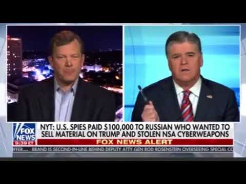 Peter Schweizer talks to Sean Hannity about bombshell revelations on Uranium One