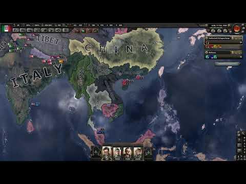 Hearts of Iron 4 - Italien (Elite) - Die Mussolinis #13